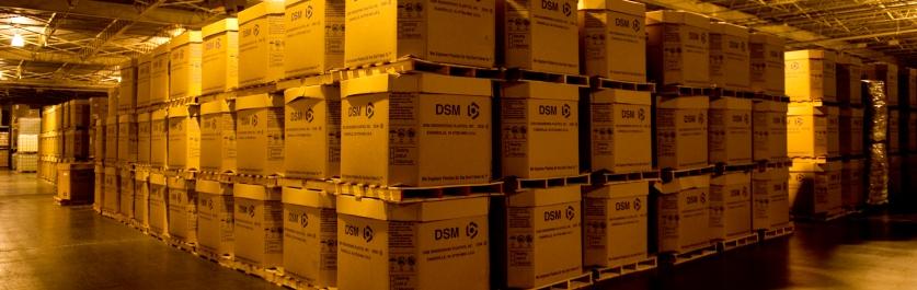 Public & Contract Warehousing